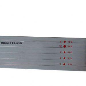 电阻定律实验器