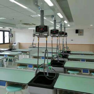 吊装通风学生实验桌